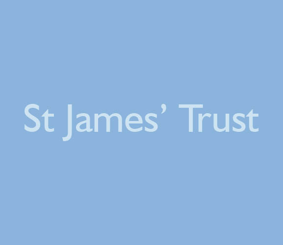 St James' Trust donation